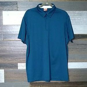 Puma Polo Shirt sz L